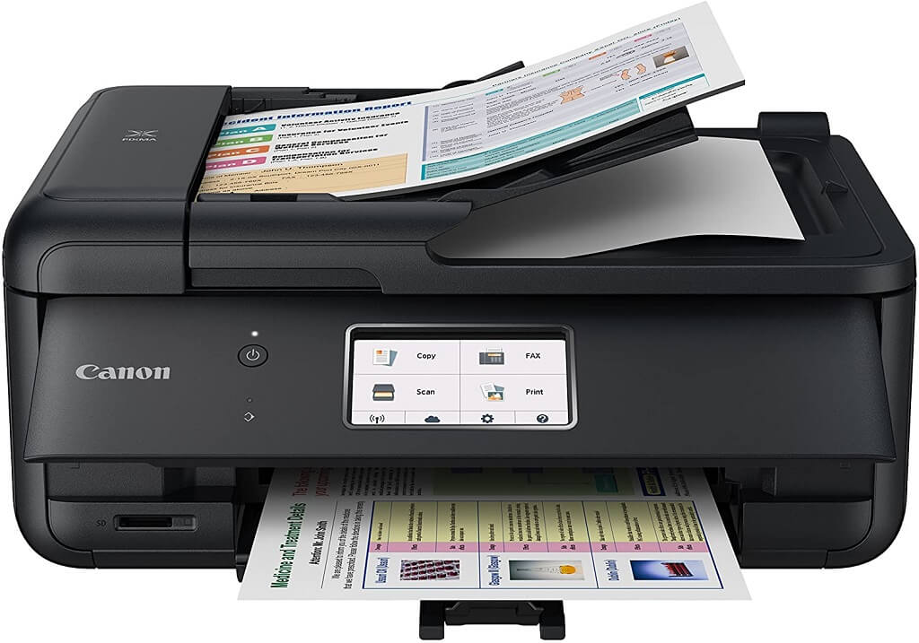 Advantage of an All in One Printer