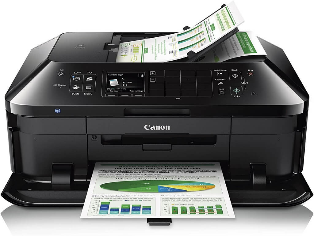 What is the Best All in One Printer for a Small Business?